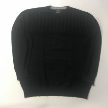 FX Fusion Solid Cable Knit Sweater