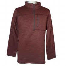 FX Fusion 1/4 Zip Stretch Knit Sweater- 2 Colours