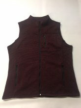 FX Fusion Full Zip Stretch Knit Vest