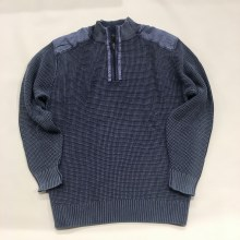 FX Fusion 1/4 Zipp Sandwashed Sweater