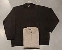 Authentic Man 1/4 Zip Sweater