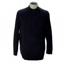 Authentic Man 1/4 Zip Sweater- 2 Colours