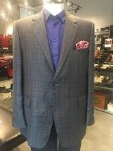 Empire Windowpane Sport Coat