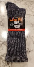 Loose Fit Merino Wool Sock