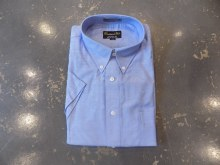 Big & Tall Oxford Short Sleeve Dress Shirt