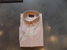 Big & Tall Oxford Short Sleeve Dress Shirt