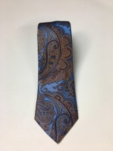 Summerfields 2205 Edition Paisley Silk Tie