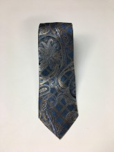 Summerfields 2205 Edition Stately Paisley Silk Tie