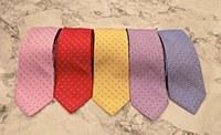 Summerfields 2205 Edition Dot Silk Tie