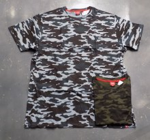 Aithentic Licenced Camo Tee