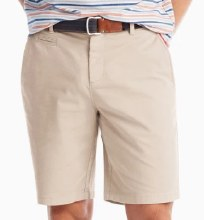 Johnnie-O Neal Stretch Twill Shorts
