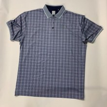 Callaway Windowpane Polo