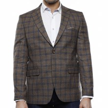Luchiano Visconti Windowpane Sport Coat