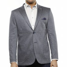 Luchiano Visconti Basketweave Sport Coat