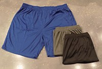 Elite Sport Performance Pocketed Shorts