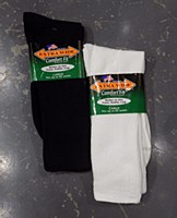 Extra wide Athletic Socks