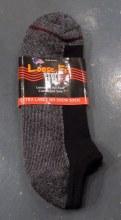 Loose Fit No Show Sock
