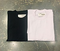 Big and Tall Basic Crew Neck Tee