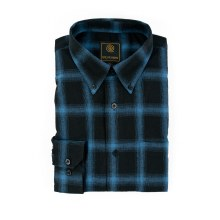 FX Fusion Windowpane Long Sleeve Shirt