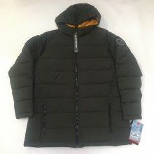 HFX Performance Hooded Stretch Coat