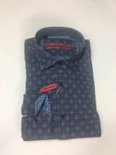 Summerfields Print Knit Sport Shirt