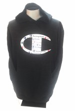 Champion Big C Logo Hoodie