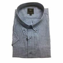 Blue Navy Cool Short Sleeve Shirt
