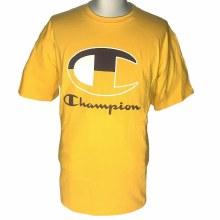 Champion Gold Navy Tee