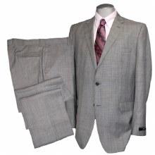 Henry Grethel Sport Check Grey Suit