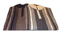 FX Fusion 1/4 Zip Vertical Mock Neck Sweater