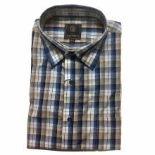 Summer Check Short Sleeve Shirt