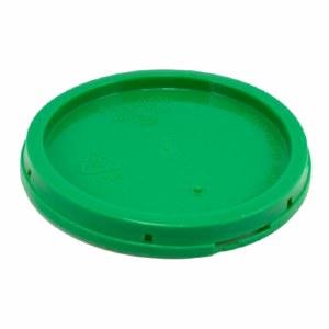 1 Gallon Pail Lid Green