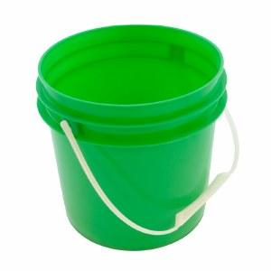 1 Gallon Pail w/ handle, Green