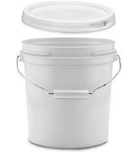 1 Gallon Bucket w/ Lid
