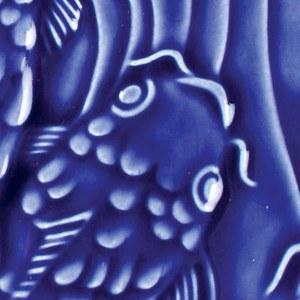 21 Dark Blue Gloss Pint