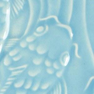 24 Light Blue Gloss Pint