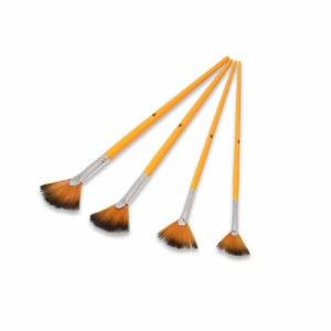 Fan Brush Set of 4