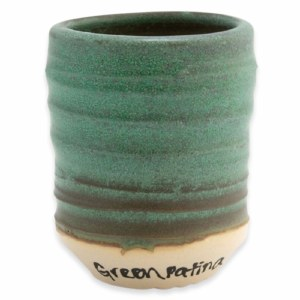Green Patina 8 oz. Wet