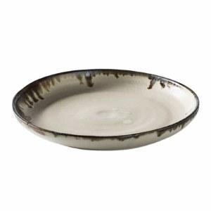 Gina DeSantis Salad Plate Luna