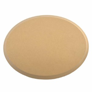 Wooden Oval Mold 13x17""