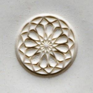MKM Large Round Stamp 011