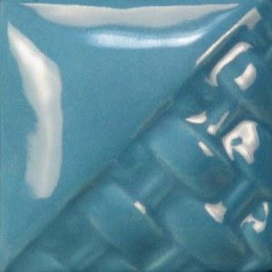 Bright Blue Gloss Pint