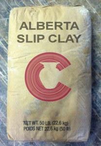 Alberta Slip Clay