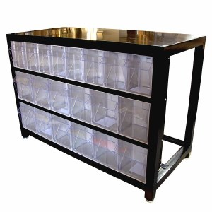 Alles Chemical Table 20 Bins