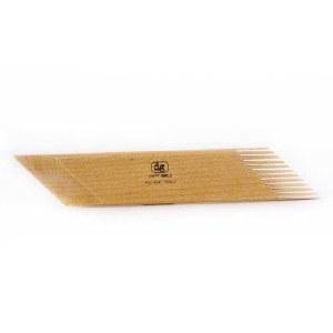 """Angled Comb Tool  8"""""""