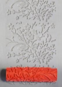 Art Roller Flower Sprig