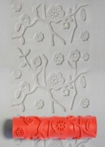 Art Roller Plum Blossom