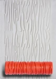 Art Roller Wood Grain