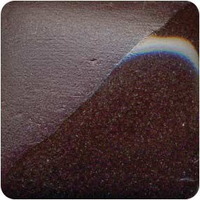 Axner Colored Porcelain Brown