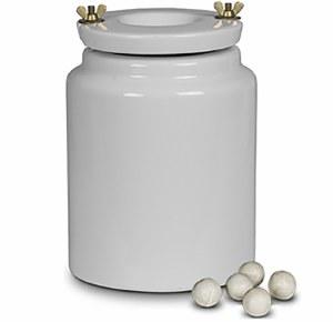 Ball Mill Jars 1 Liter